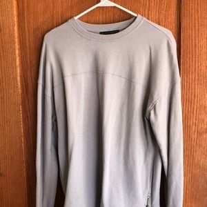 NoBoundries Gray Sweater Size Small